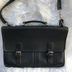 Coach executive satchel
